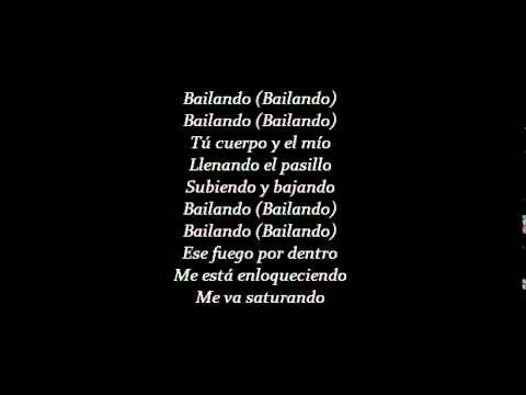 BAILANDO CHORDS by Enrique Iglesias