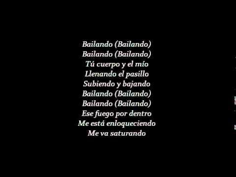 Enrique iglesias bailando lyrics spanish version youtube