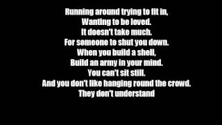 Garbage - Not Your Kind Of People lyrics metal gear solid
