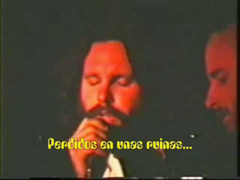 The Doors The End Subtítulado En Español 1ª 2partes Youtube
