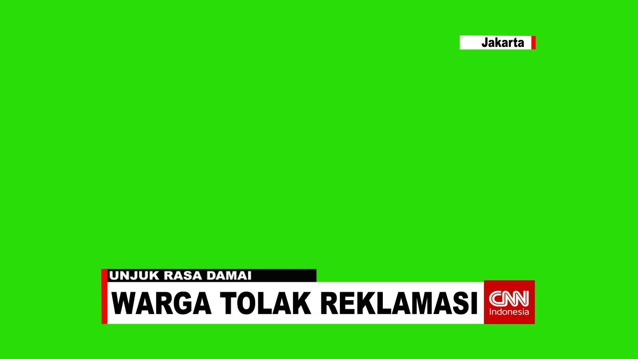 News Lower Third Green Screen Cnn Indonesia Free After Effect