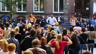 Touchee Dance Company op de Mariaplaats Utrecht - De Dans geeft de Kans!
