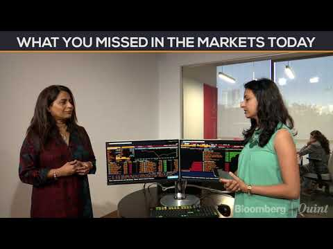 Market Wrap: Sensex, Nifty halt 3-day gains as Korean tensions flare.
