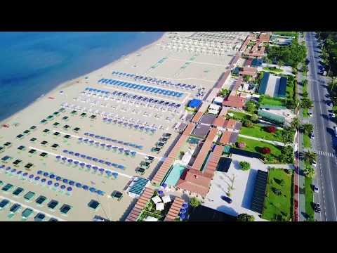 Forte dei Marmi / Aerial shots / June 2017