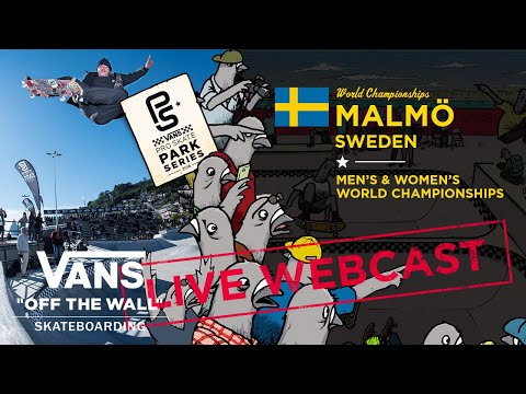Vans Park Series World Championships: Live In Malmö, Sweden   Skate   VANS