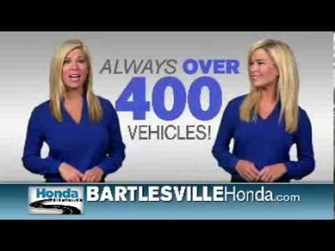 Often Imitated - Never Duplicated | Honda of Bartlesville