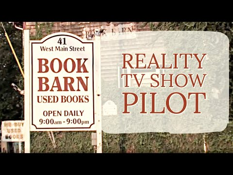 Book Barn Reality TV - Pitch