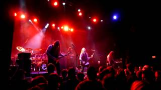 Enslaved - Building With Fire (Philadelphia, PA) 3/22/15