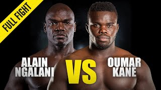 "Alain Ngalani vs. ""Reug Reug"" 