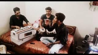 Sahil Athwal Performing Pyaar Naal Na Sahi at Home Mehfil