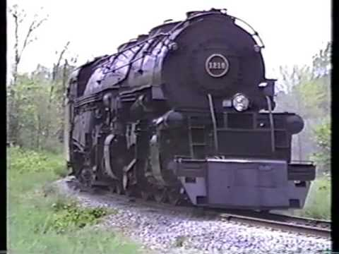 N&W 1218 at Front Royal Va.