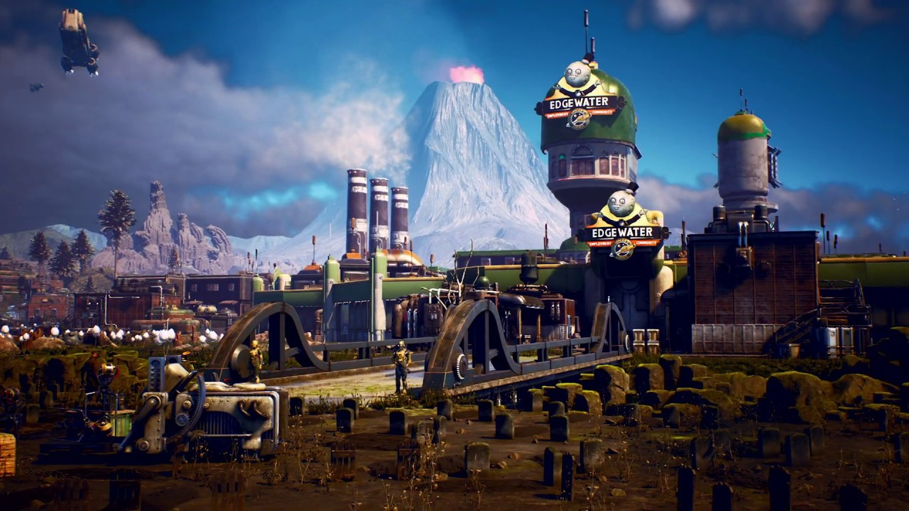 《天外世界》游戏介绍预告