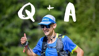Q+A: UTMB Training & Racing