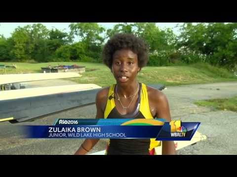 Rowing program sows seeds of diversity