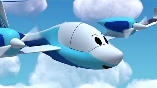 Мультфильмы - Будни аэропорта 2 - Солнечная энергия Планера - Cерия 31