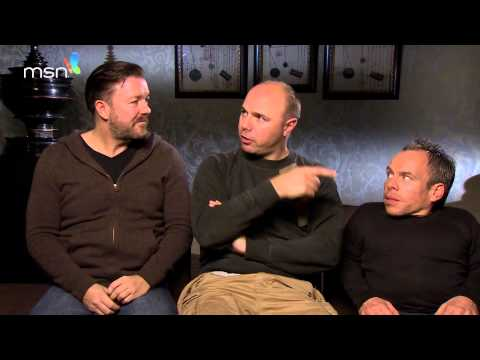 MSN interviews the stars of An Idiot Abroad