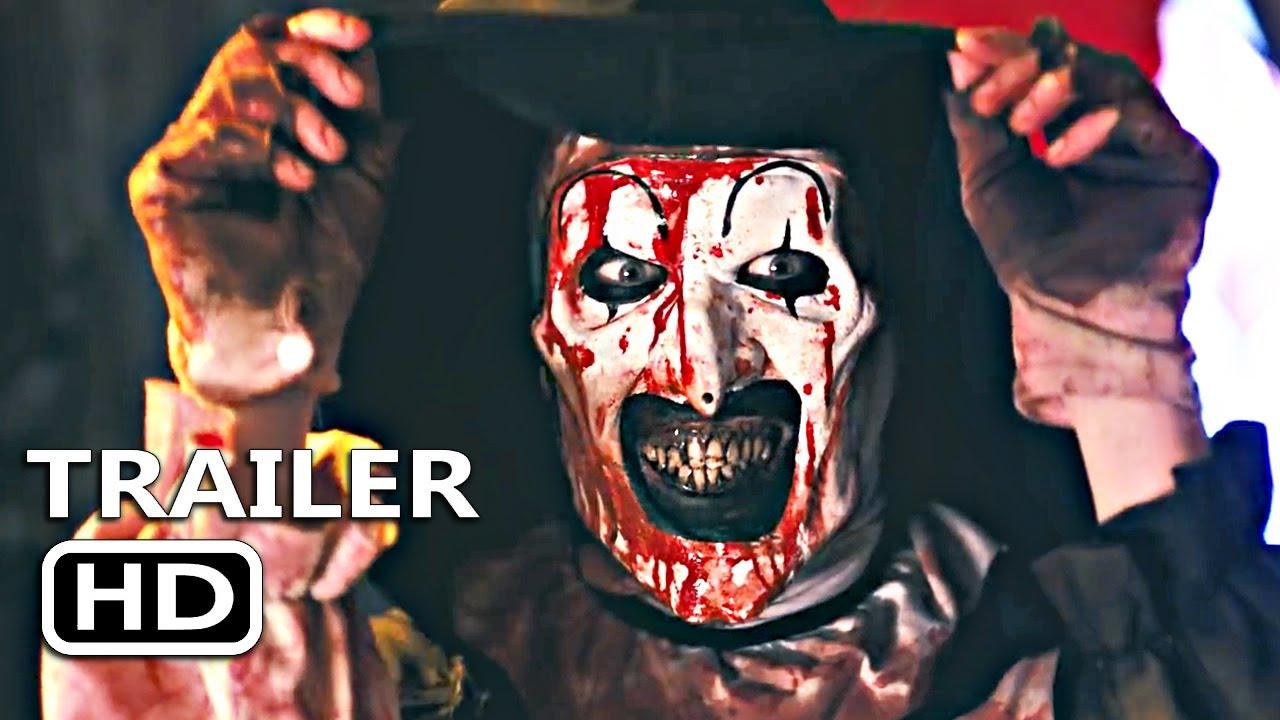 Terrifier 2 Official Trailer 2020 Horror Movie Youtube