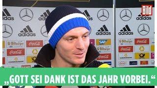 Löw und Kroos über Deutschlands 2:2 gegen Holland