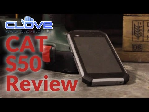 CAT S50 Review