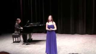 Now Lord by Fr. Richard Ho Lung sung by Helen Finkle