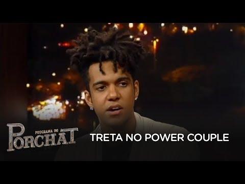D`Black fala sobre confusão entre Diego e Anderson no Power Couple