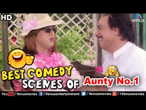 Govinda & Kader Khan  Best Comedy s  Hindi Comedy Movies  Bollywood Movie s