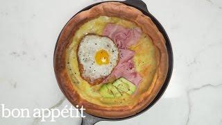 Savory Dutch Baby | Bon Appetit