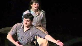 All I Need is A Girl - Tony Yazbeck, Laura Benanti