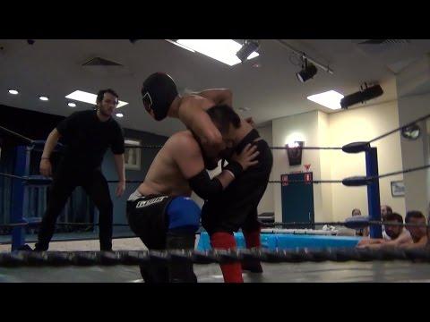 The Australian Pro Wrestling Gym Live at Club Bondi RSL #5