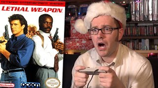 Lethal Weapon (NES) Angry Video Game Nerd - Episode 129