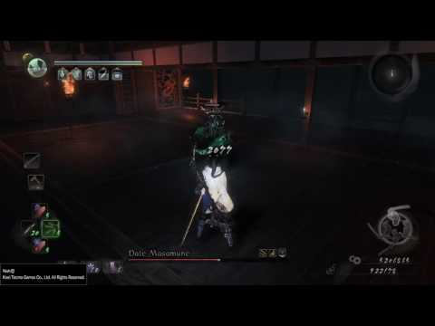 Nioh™ Way of the Demon #47 Date Masamune...