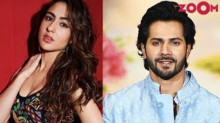 Sara Ali Khan to star opposite Varun Dhawan in Coolie No. 1 remake