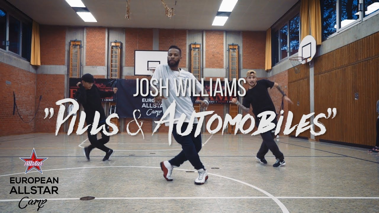 Chris Brown - Pills & Automobiles | Choreography by Josh Taiwan Williams | EAC17