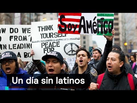 Un día sin latinos en EE.UU.; hablan los organizadores - Despierta con Loret