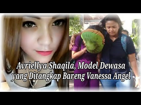 Inilah Avriellya Shaqila, Model Dewasa yang Ditangkap Bareng Vanessa Angel Mp3
