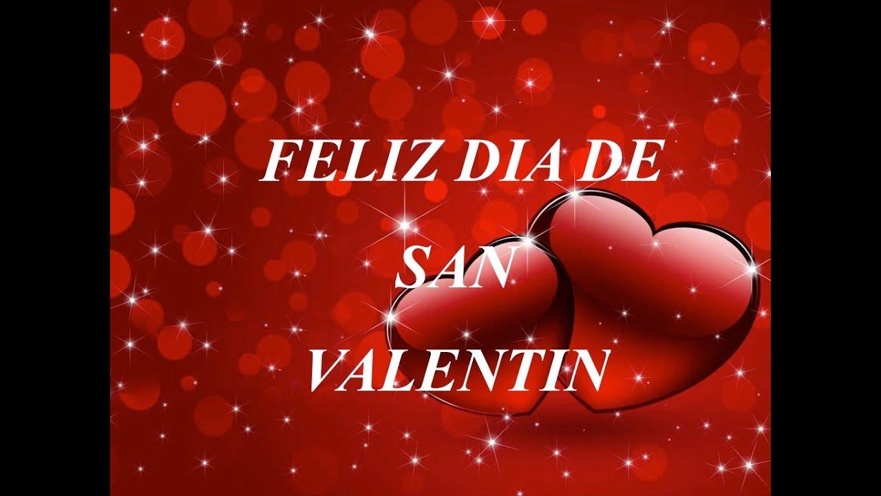 Feliz Dia De San Valentin 2016 14 De Febrero Dia Del