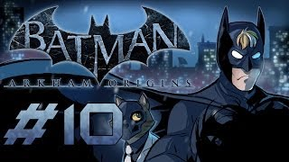 Batman: Arkham Origins Gameplay / Playthrough w/ SSoHPKC Part 10 - Bomb Disarming Champion
