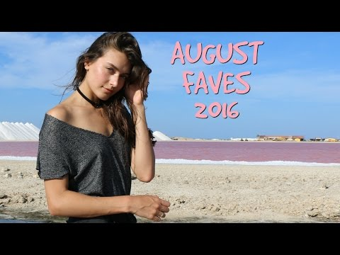 August Favorites   Clothing & Beauty   Jessica Clements