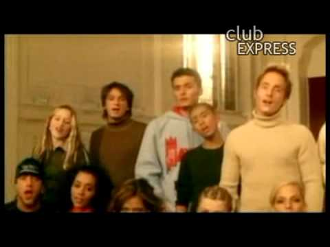 TV-Allstars - Do They Know It's Christmas