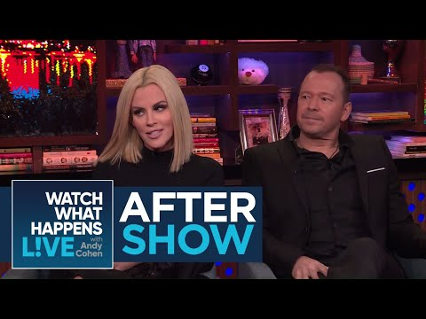 After : Do Jenny McCarthy And Donnie Wahlberg Get Jealous?  WWHL