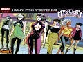Kitty, Rogue, Jubilo, Psylocke, Domino y Storm buscan a Wolverine - Mystery in Madripoor