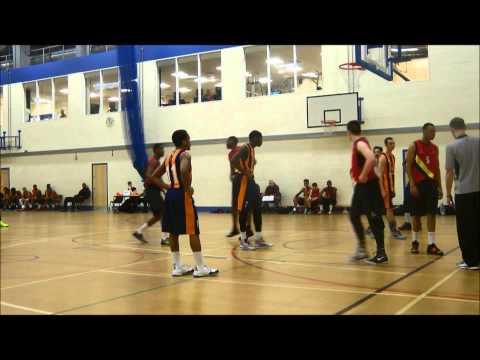 Preston's College vs Birmingham Met - EABL Week 21 04/03/2015