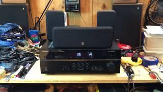 Boston Acoustics MCS90