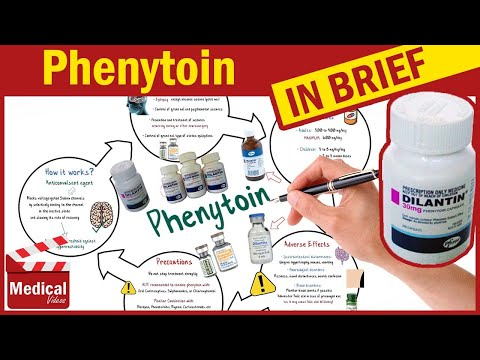 Phenytoin ( Dilantin ): What Is Phenytoin Used For? Phenytoin Dosage, Side Effects & Precautions