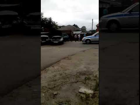 ДТП на улице Рабочая в Кузнецке