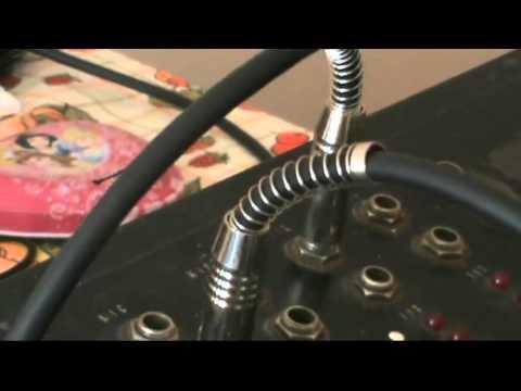 Configurando mesa de som para radio web