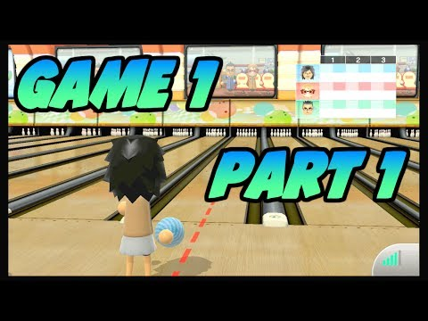 Wii Go Online #7: Wii Sports Club (Game #1 part 1)
