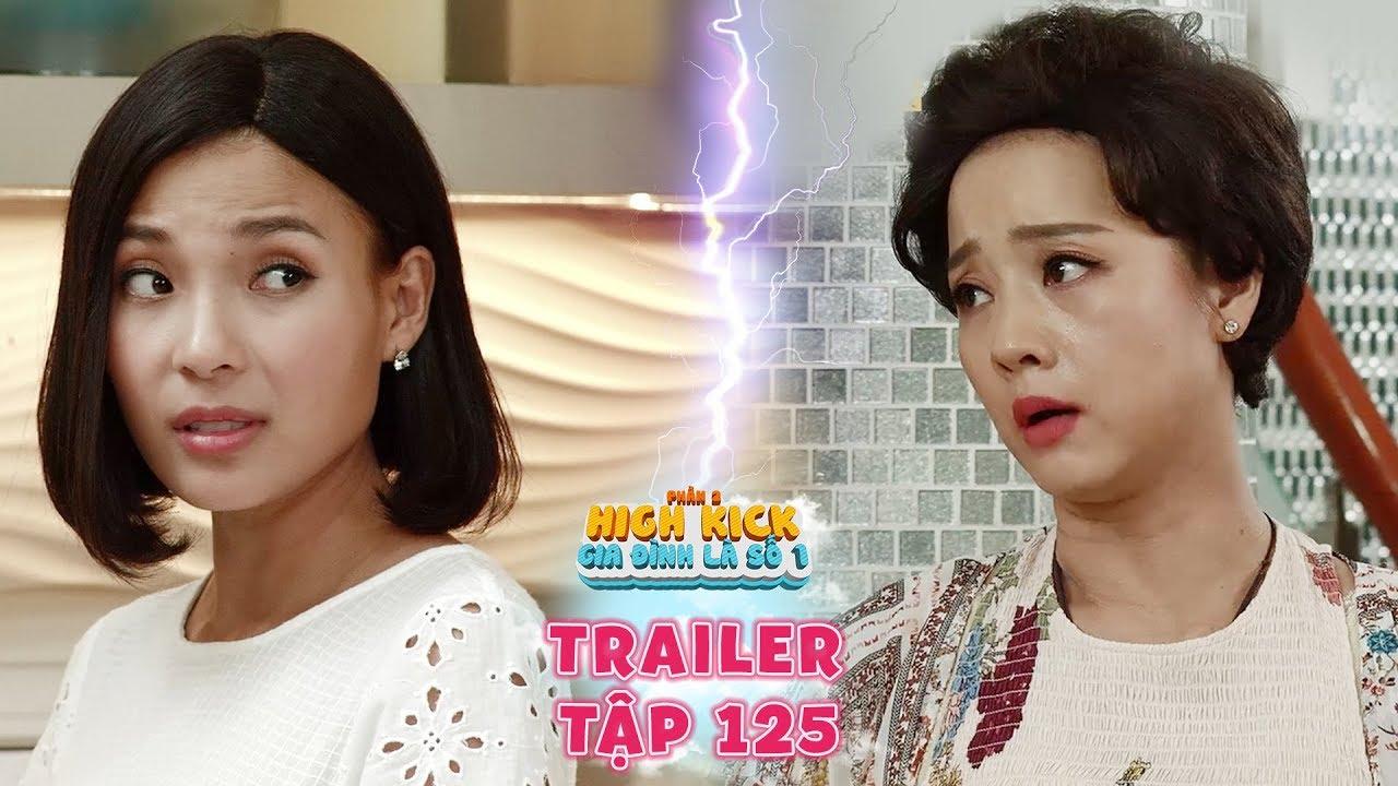 """Gia đình là số 1 Phần 2 trailer tập 125:Về nhà đã lâu, Thám Hoa vẫn quyết không nhận bà Liễu là """"mẹ"""""""