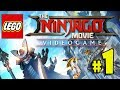 LEGO NINJAGO MOVIE VIDEO GAME - PART 1: Master Chicken!
