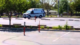 Merced College EMT driving course